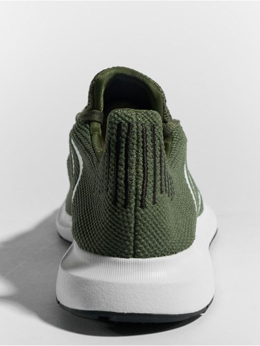 adidas originals Sneakers Swift Run W zielony