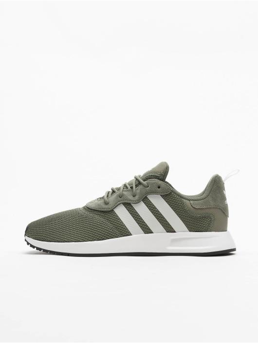adidas Originals Sneakers X_PLR S zielony