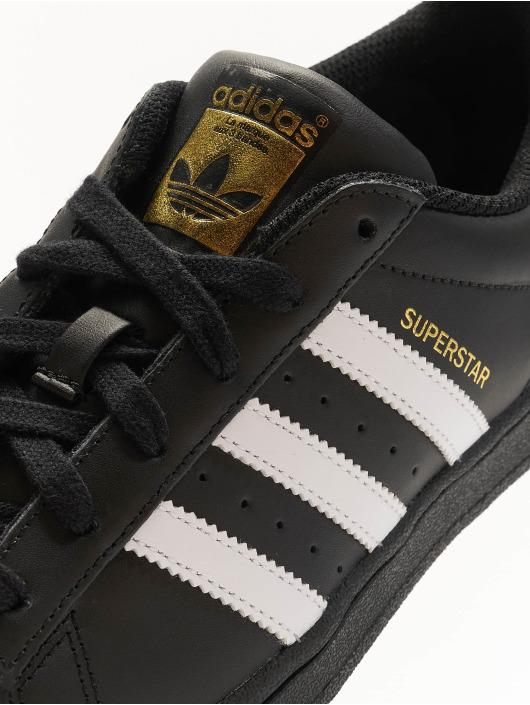 adidas Originals Snejkry Superstar Founda čern