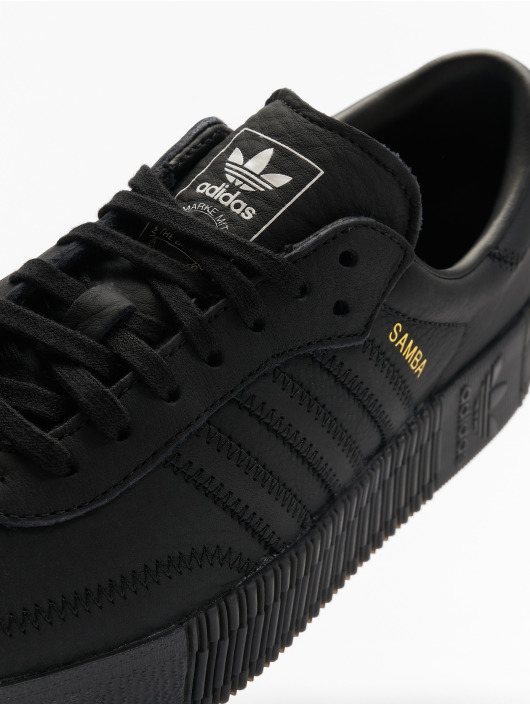 adidas originals Snejkry Sambarose W čern