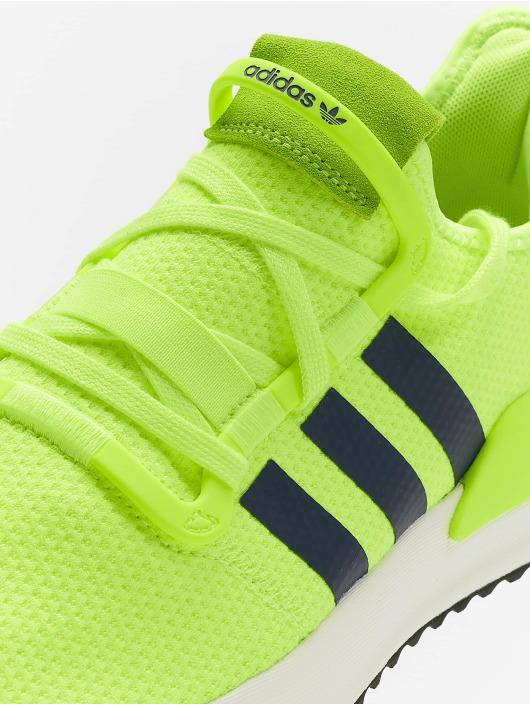 adidas Originals Snejkry U_Path Run žlutý