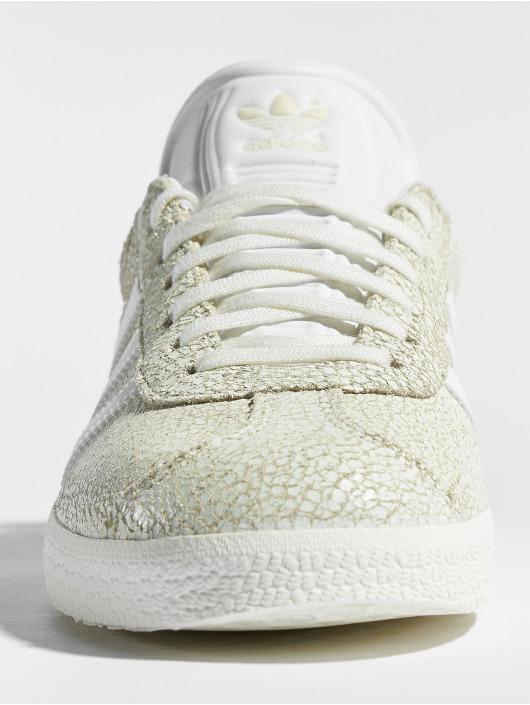 adidas originals Snejkry Gazelle W bílý