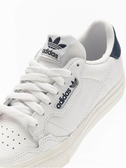 adidas Originals Snejkry Continental Vulc bílý