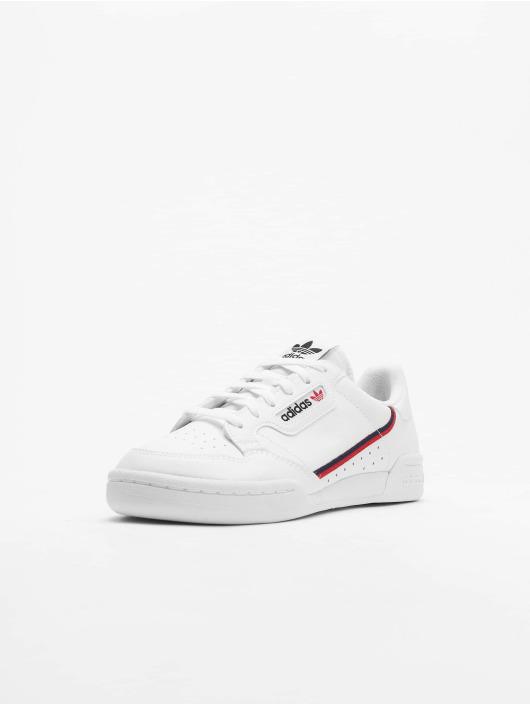 adidas Originals Snejkry Continental 80 J bílý