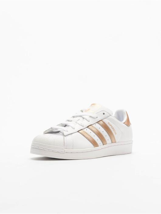 adidas Originals Snejkry Superstar bílý
