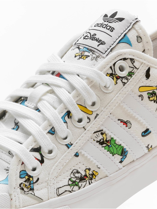 adidas Originals Snejkry Nizza X Disney Sport Goofy bílý