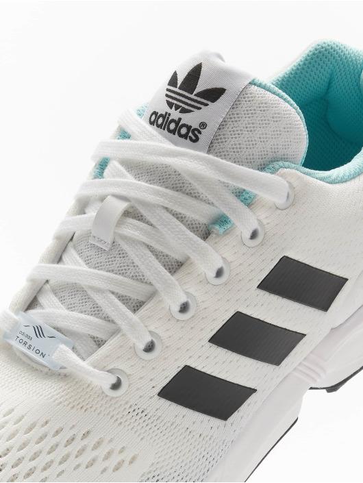 adidas Originals Snejkry Zx Flux bílý