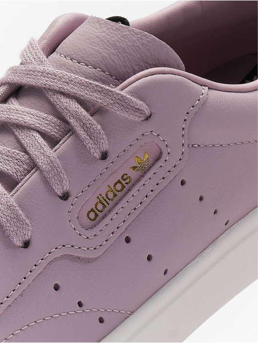 adidas Originals Snejkry Sleek fialový