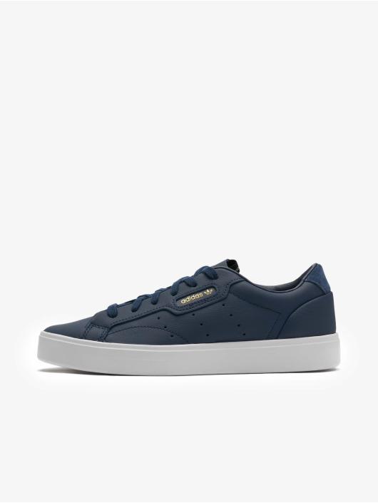 adidas Originals Snejkry Sleek modrý