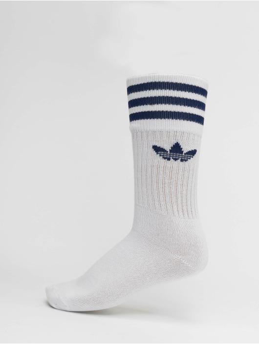 adidas originals Socken Solid Crew 2pp blau