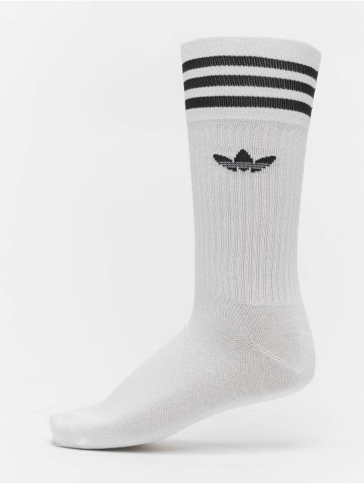 adidas originals Socken Solid Crew weiß