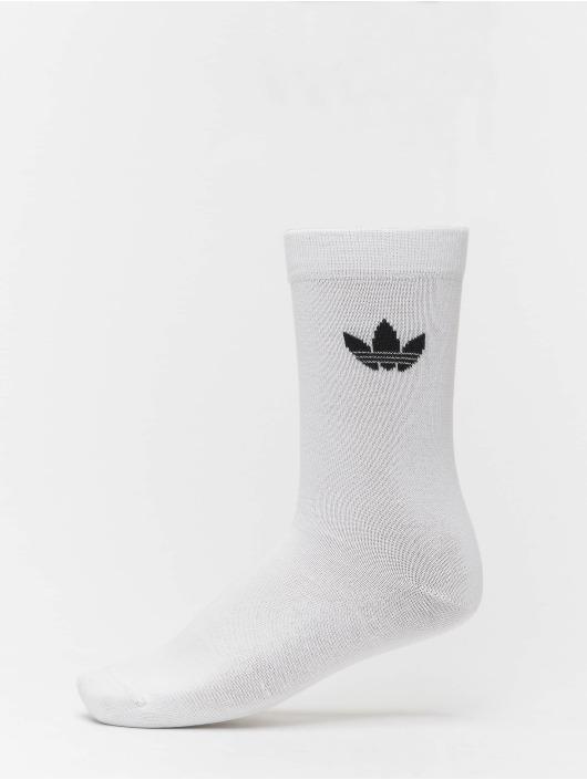 adidas originals Socken Thin Tref Crew weiß
