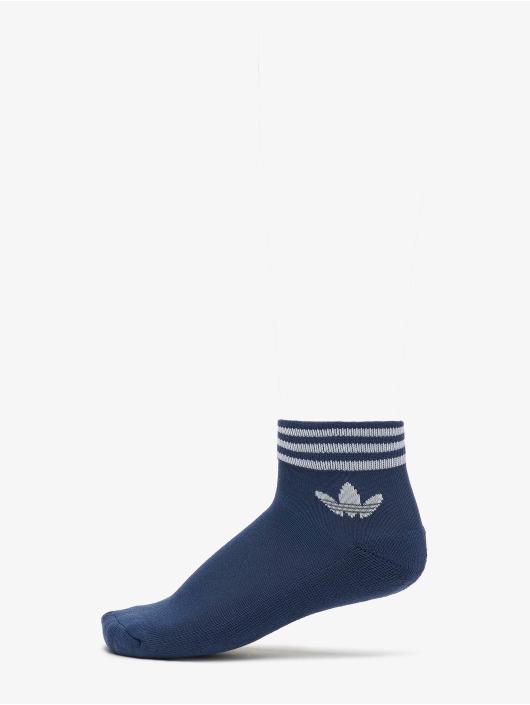 adidas Originals Socken Trefoil Ankle weiß