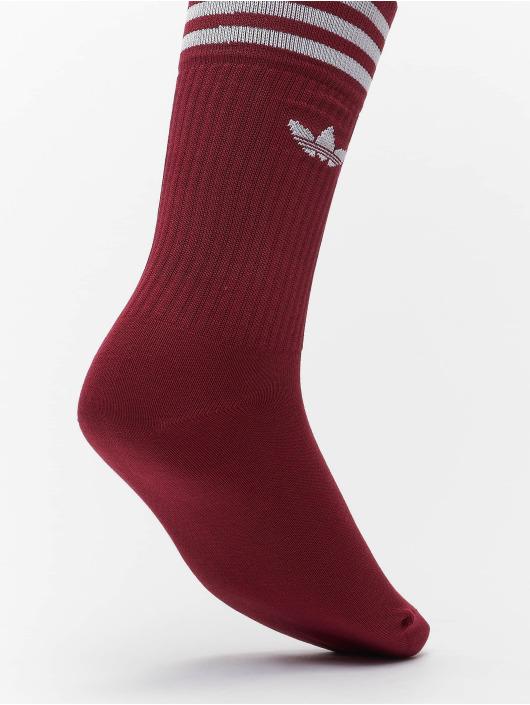adidas Originals Socken Solid Crew 3-Pack weiß
