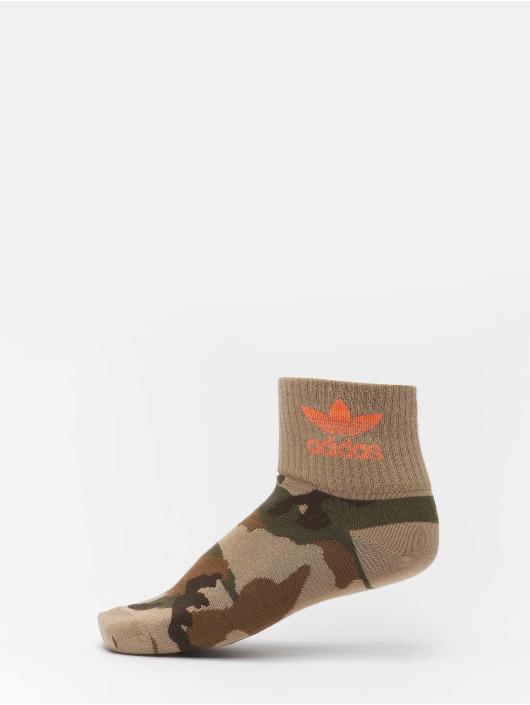 adidas Originals Socks Originals Camo Mid Ankle black