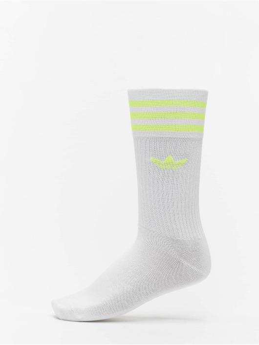 adidas Originals Socks Solid Crew white