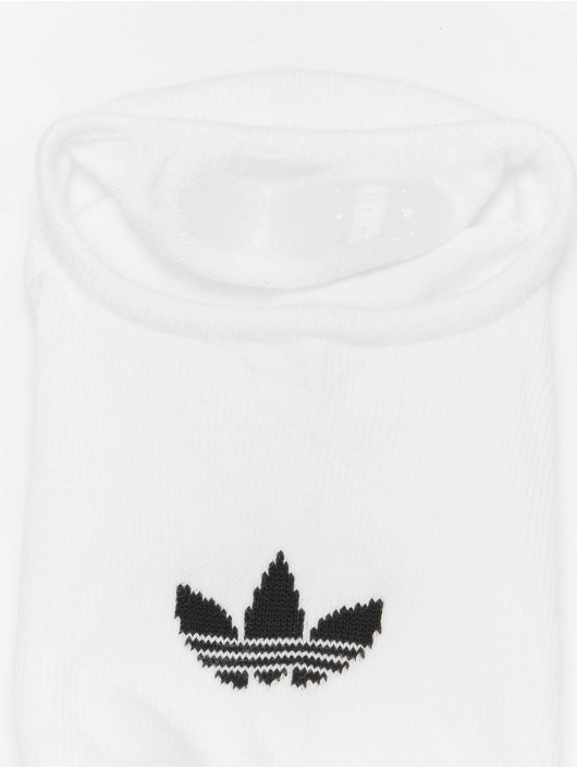 adidas Originals Socks Low Cut 3 Pack white