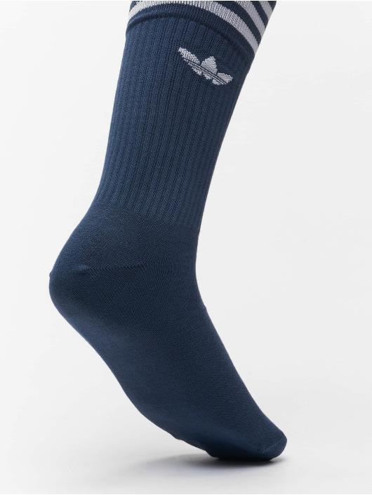 adidas Originals Socks 3 Pack Solid Crew white
