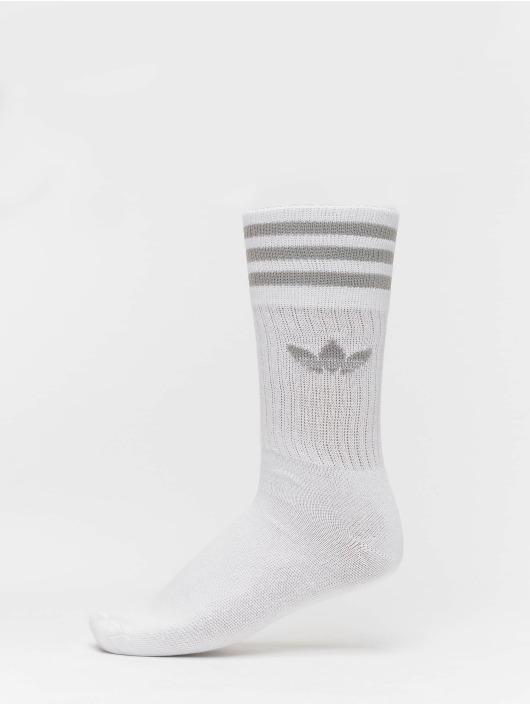 adidas originals Sokken Solid Crew 2pp grijs