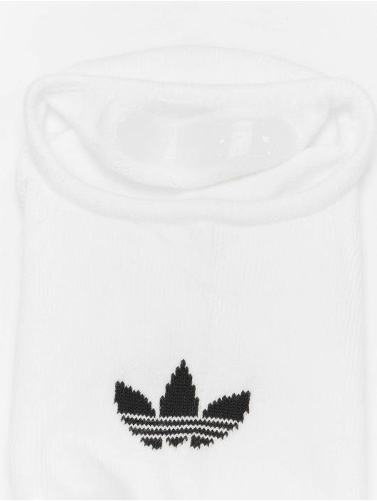 adidas Originals Sokken Low Cut 3 Pack wit