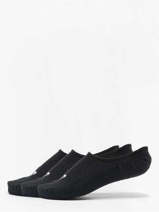 adidas Originals Sokken Low Cut 3 Pack Mix zwart