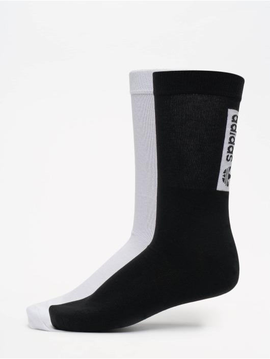 adidas Originals Sokker Thin svart
