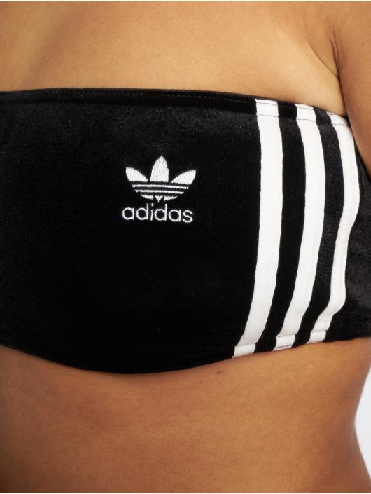 adidas originals Spodná bielizeň 3 Str èierna