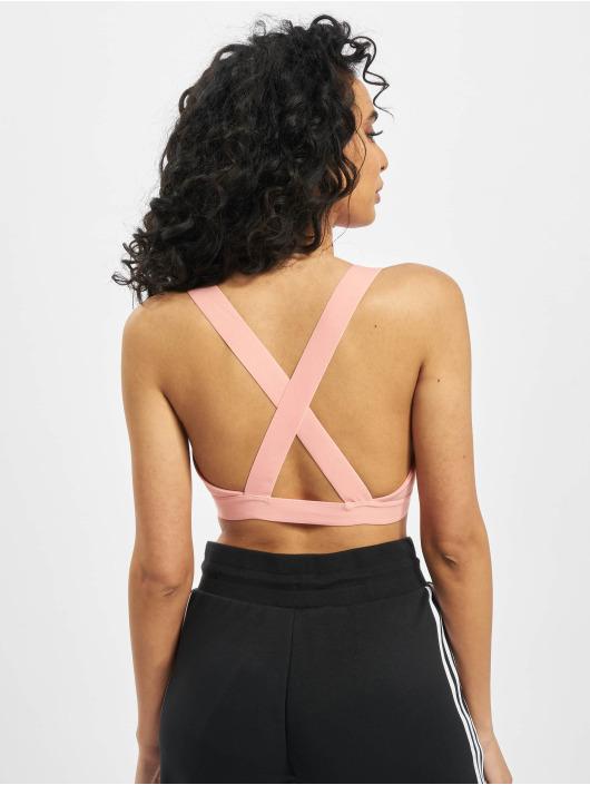 adidas Originals Spodná bielizeň Bra pink