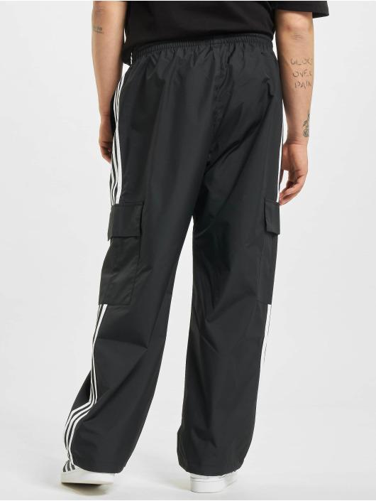 adidas Originals Spodnie Chino/Cargo 3-Stripes czarny