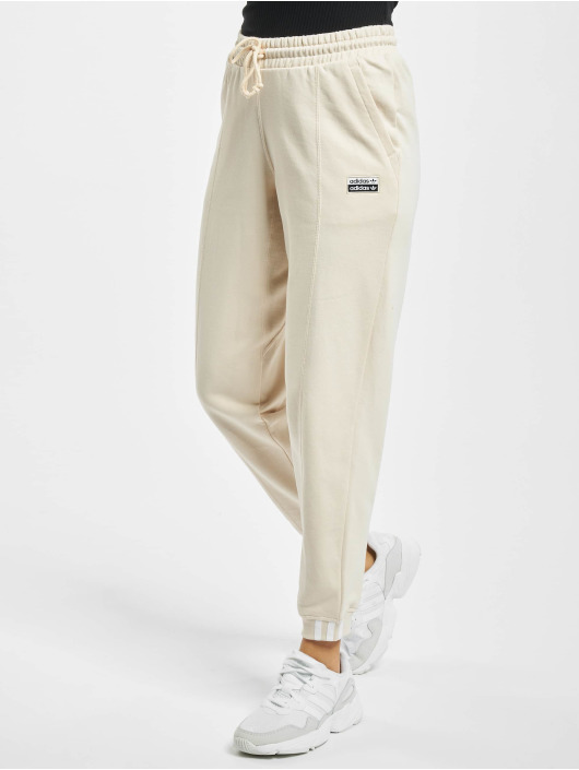 adidas Originals Spodnie do joggingu Regular bezowy