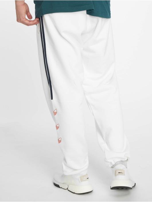 adidas Originals Spodnie do joggingu Ft bialy