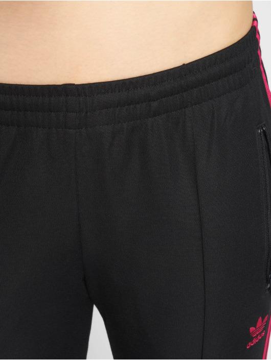 adidas originals Spodnie do joggingu LF Sweatpants czarny