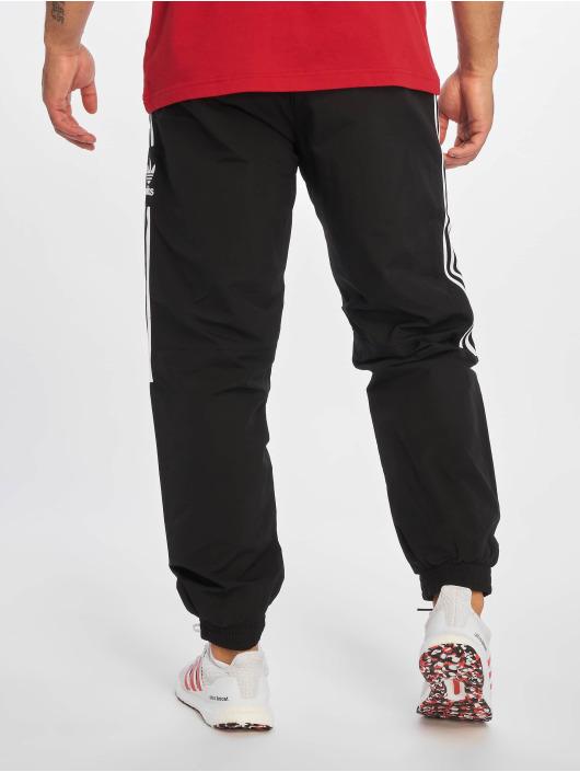 adidas Originals Spodnie do joggingu Woven czarny