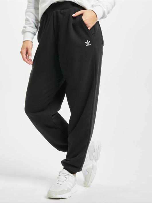 adidas Originals Spodnie do joggingu Cuffed czarny
