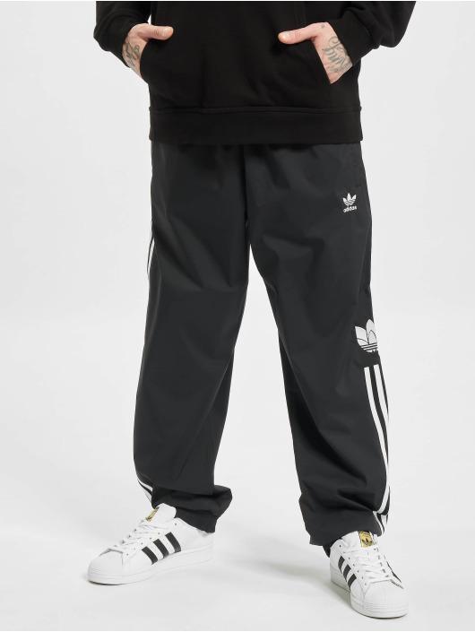 adidas Originals Spodnie do joggingu 3D Trefoil 3-Stripes czarny