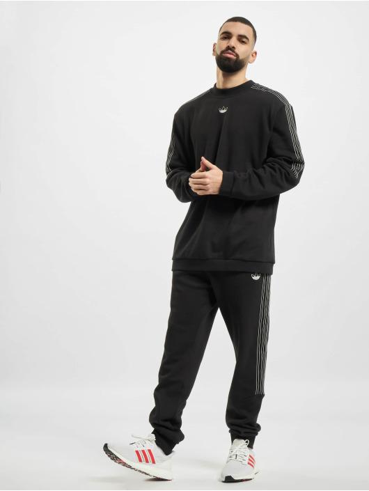 adidas Originals Spodnie do joggingu Sport czarny