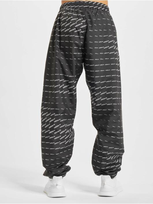 adidas Originals Spodnie do joggingu Mono TP M2 czarny