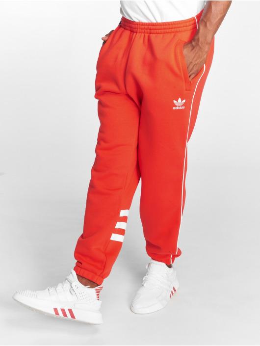 adidas originals Spodnie do joggingu Auth Sweatpant czerwony