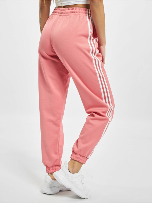 adidas Originals Spodnie do joggingu Track rózowy
