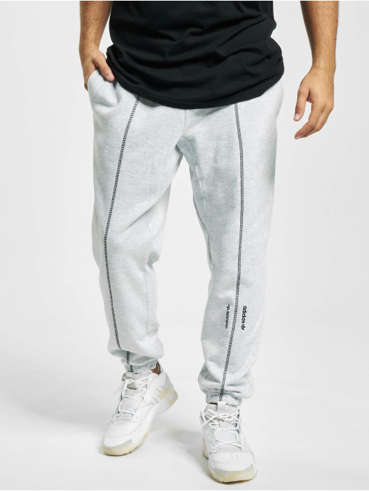 adidas Originals Spodnie do joggingu F szary