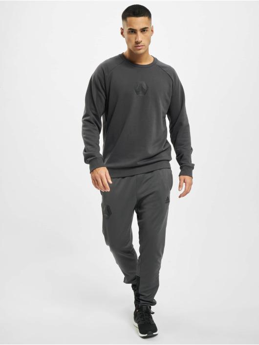 adidas Originals Spodnie do joggingu Tan szary
