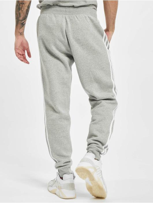 adidas Originals Spodnie do joggingu 3-Stripes szary