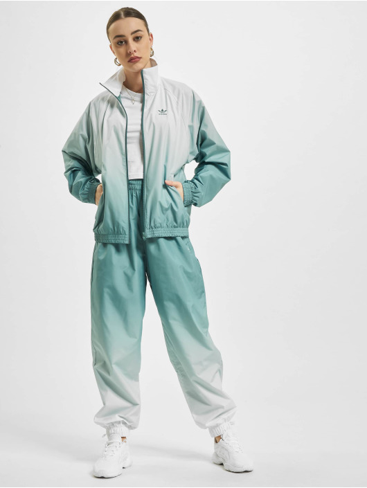 adidas Originals Spodnie do joggingu Originals Track turkusowy
