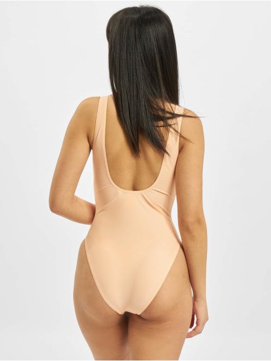 adidas Originals Strój kąpielowy Trefoil pink