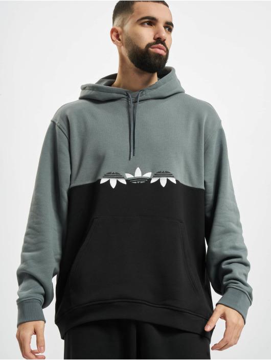 adidas Originals Sudadera Slice Trefoil negro