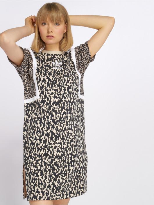 adidas originals Sukienki LF bezowy
