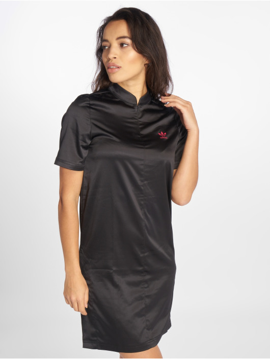 adidas originals Sukienki LF Satin czarny
