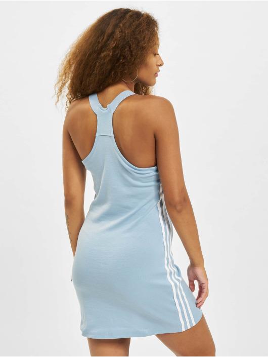 adidas Originals Sukienki Racer B niebieski
