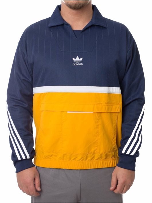 adidas Originals Sweat & Pull Drill bleu