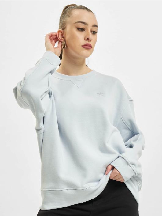 adidas Originals Sweat & Pull Oversize bleu